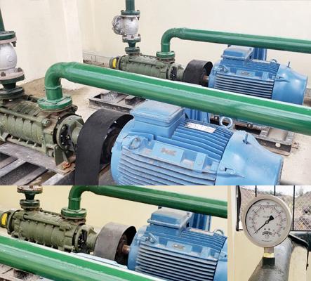 Sistema de Agua Potable - Pichincha